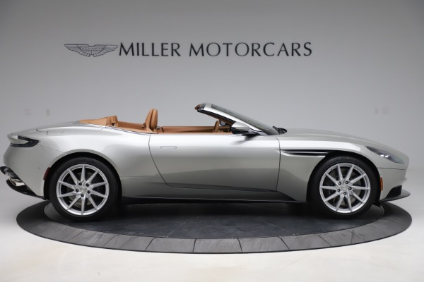 Used 2020 Aston Martin DB11 Volante Convertible for sale $219,900 at Bentley Greenwich in Greenwich CT 06830 10