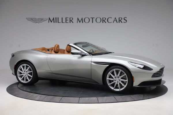 Used 2020 Aston Martin DB11 Volante Convertible for sale $219,900 at Bentley Greenwich in Greenwich CT 06830 11
