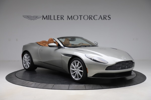 Used 2020 Aston Martin DB11 Volante Convertible for sale $219,900 at Bentley Greenwich in Greenwich CT 06830 12