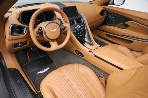 Used 2020 Aston Martin DB11 Volante Convertible for sale $219,900 at Bentley Greenwich in Greenwich CT 06830 13