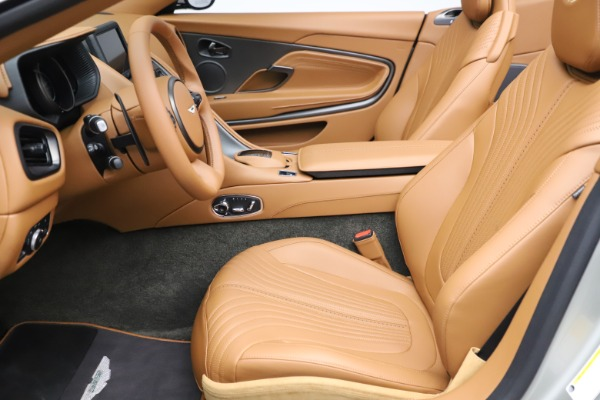 Used 2020 Aston Martin DB11 Volante Convertible for sale $219,900 at Bentley Greenwich in Greenwich CT 06830 14