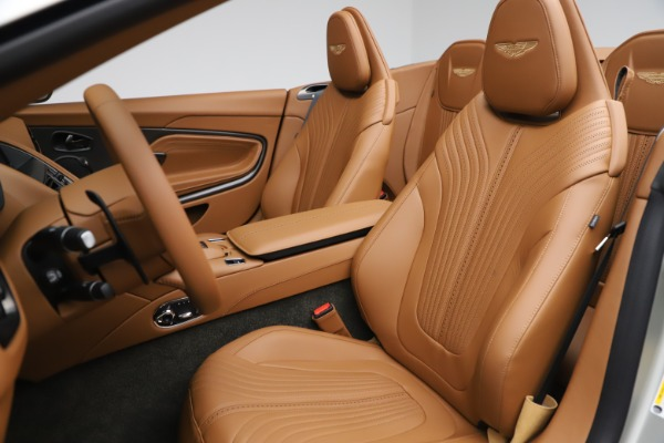 Used 2020 Aston Martin DB11 Volante Convertible for sale $219,900 at Bentley Greenwich in Greenwich CT 06830 15