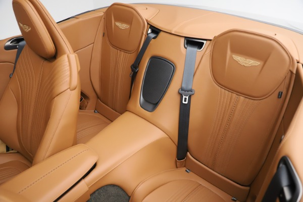 Used 2020 Aston Martin DB11 Volante Convertible for sale $219,900 at Bentley Greenwich in Greenwich CT 06830 16
