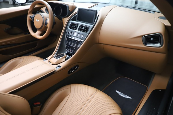 Used 2020 Aston Martin DB11 Volante Convertible for sale $219,900 at Bentley Greenwich in Greenwich CT 06830 19