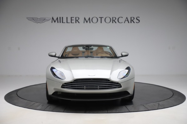Used 2020 Aston Martin DB11 Volante Convertible for sale $219,900 at Bentley Greenwich in Greenwich CT 06830 2