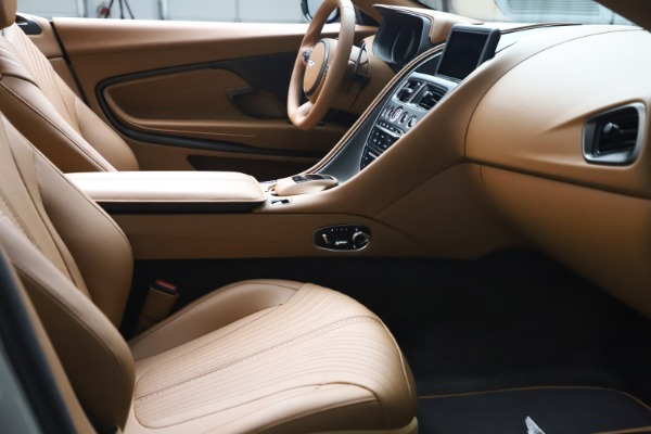 Used 2020 Aston Martin DB11 Volante Convertible for sale $219,900 at Bentley Greenwich in Greenwich CT 06830 20