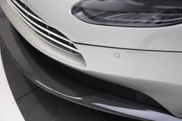 Used 2020 Aston Martin DB11 Volante Convertible for sale $219,900 at Bentley Greenwich in Greenwich CT 06830 23