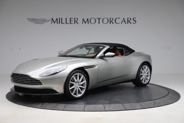 Used 2020 Aston Martin DB11 Volante Convertible for sale $219,900 at Bentley Greenwich in Greenwich CT 06830 24