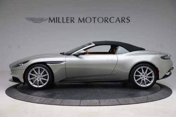 Used 2020 Aston Martin DB11 Volante Convertible for sale $219,900 at Bentley Greenwich in Greenwich CT 06830 25