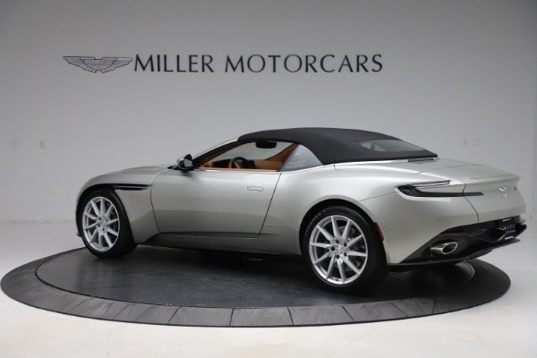 Used 2020 Aston Martin DB11 Volante Convertible for sale $219,900 at Bentley Greenwich in Greenwich CT 06830 26