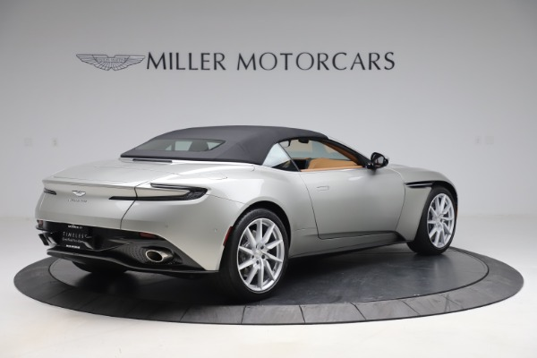 Used 2020 Aston Martin DB11 Volante Convertible for sale $219,900 at Bentley Greenwich in Greenwich CT 06830 27