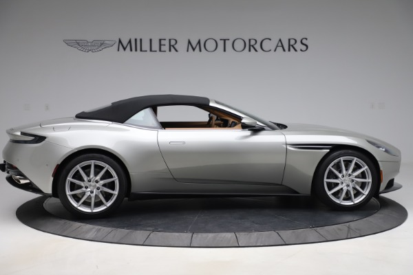 Used 2020 Aston Martin DB11 Volante Convertible for sale $219,900 at Bentley Greenwich in Greenwich CT 06830 28