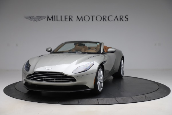Used 2020 Aston Martin DB11 Volante Convertible for sale $219,900 at Bentley Greenwich in Greenwich CT 06830 3