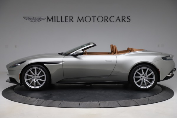 Used 2020 Aston Martin DB11 Volante Convertible for sale $219,900 at Bentley Greenwich in Greenwich CT 06830 4