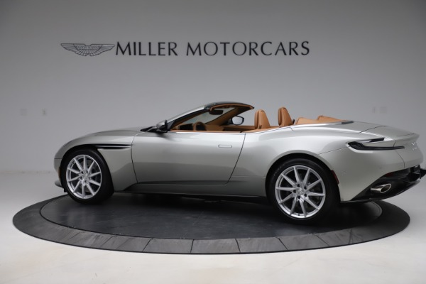 Used 2020 Aston Martin DB11 Volante Convertible for sale $219,900 at Bentley Greenwich in Greenwich CT 06830 5