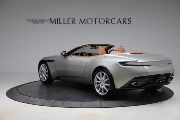 Used 2020 Aston Martin DB11 Volante Convertible for sale $219,900 at Bentley Greenwich in Greenwich CT 06830 6