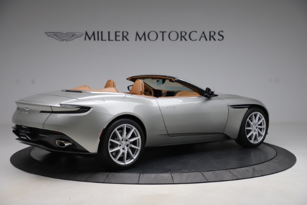 Used 2020 Aston Martin DB11 Volante Convertible for sale $219,900 at Bentley Greenwich in Greenwich CT 06830 9