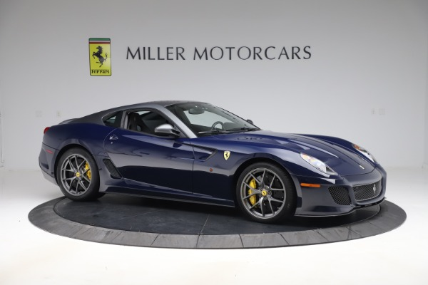 Used 2011 Ferrari 599 GTO for sale $565,900 at Bentley Greenwich in Greenwich CT 06830 10