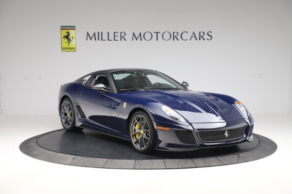 Used 2011 Ferrari 599 GTO for sale $565,900 at Bentley Greenwich in Greenwich CT 06830 11