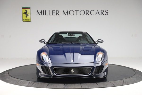Used 2011 Ferrari 599 GTO for sale $565,900 at Bentley Greenwich in Greenwich CT 06830 12
