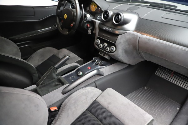 Used 2011 Ferrari 599 GTO for sale $565,900 at Bentley Greenwich in Greenwich CT 06830 18