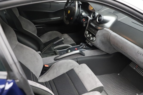 Used 2011 Ferrari 599 GTO for sale $565,900 at Bentley Greenwich in Greenwich CT 06830 19