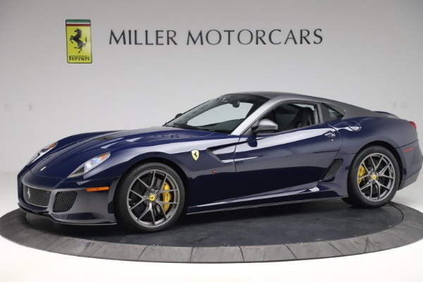 Used 2011 Ferrari 599 GTO for sale $565,900 at Bentley Greenwich in Greenwich CT 06830 2