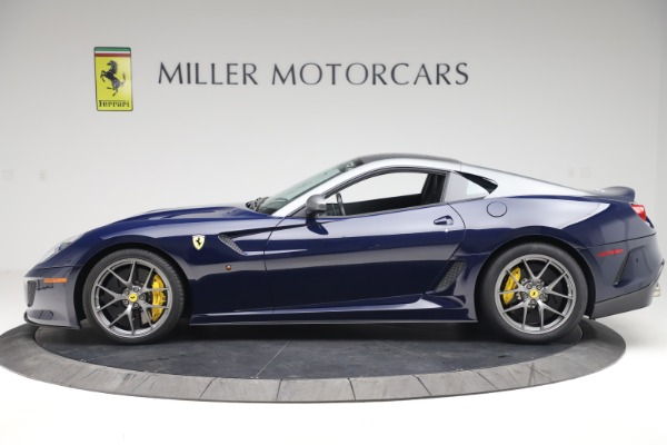 Used 2011 Ferrari 599 GTO for sale $565,900 at Bentley Greenwich in Greenwich CT 06830 3