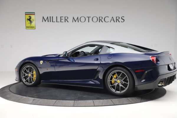 Used 2011 Ferrari 599 GTO for sale $565,900 at Bentley Greenwich in Greenwich CT 06830 4