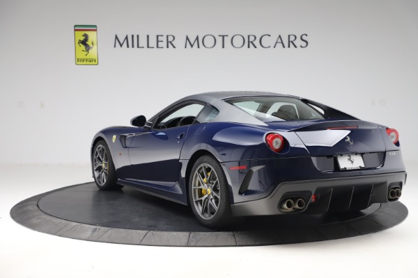 Used 2011 Ferrari 599 GTO for sale $565,900 at Bentley Greenwich in Greenwich CT 06830 5