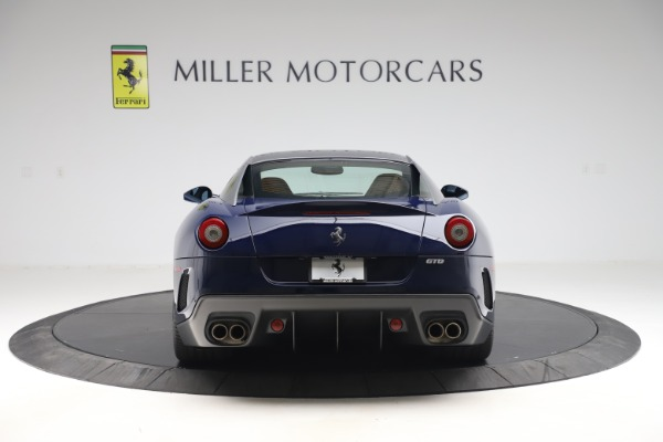 Used 2011 Ferrari 599 GTO for sale $565,900 at Bentley Greenwich in Greenwich CT 06830 6