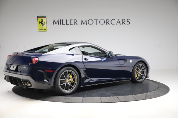 Used 2011 Ferrari 599 GTO for sale $565,900 at Bentley Greenwich in Greenwich CT 06830 8