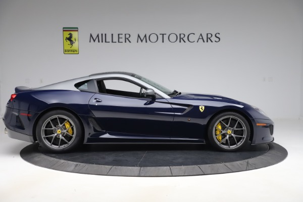 Used 2011 Ferrari 599 GTO for sale $565,900 at Bentley Greenwich in Greenwich CT 06830 9