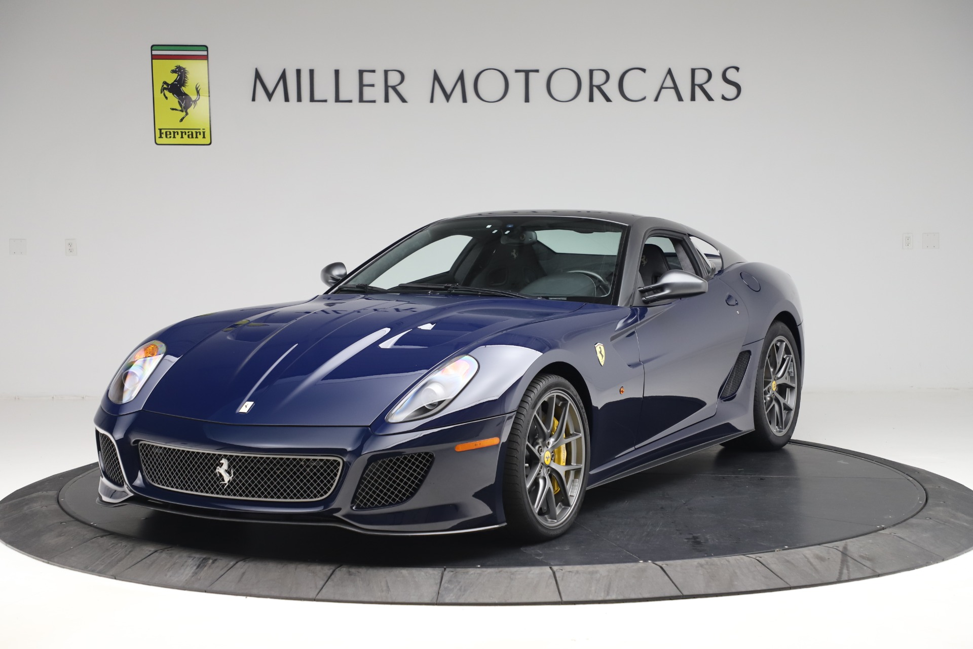 Used 2011 Ferrari 599 GTO for sale $565,900 at Bentley Greenwich in Greenwich CT 06830 1
