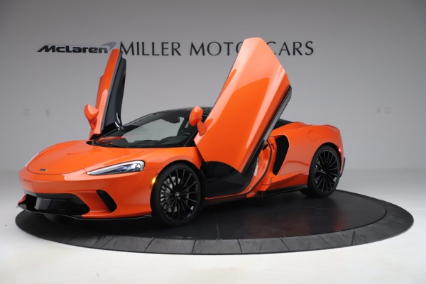 New 2020 McLaren GT Coupe for sale $246,975 at Bentley Greenwich in Greenwich CT 06830 10