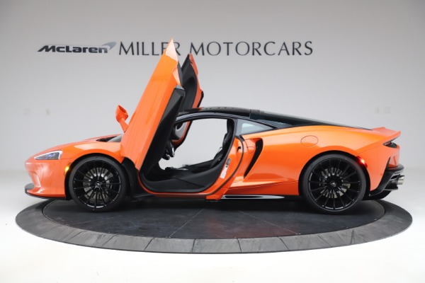 New 2020 McLaren GT Coupe for sale $246,975 at Bentley Greenwich in Greenwich CT 06830 11