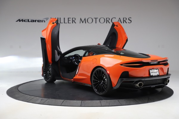 New 2020 McLaren GT Luxe for sale $246,975 at Bentley Greenwich in Greenwich CT 06830 12