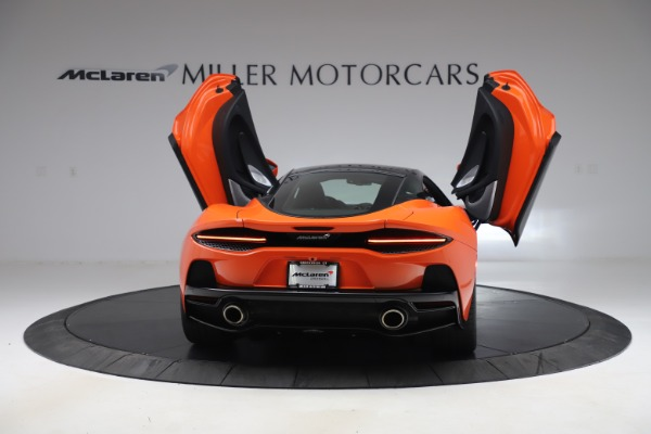 New 2020 McLaren GT Coupe for sale $246,975 at Bentley Greenwich in Greenwich CT 06830 13