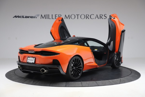 New 2020 McLaren GT Coupe for sale $246,975 at Bentley Greenwich in Greenwich CT 06830 14