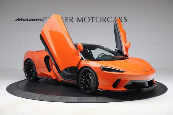 New 2020 McLaren GT Coupe for sale $246,975 at Bentley Greenwich in Greenwich CT 06830 16