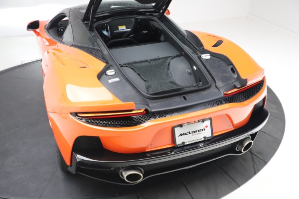 New 2020 McLaren GT Coupe for sale $246,975 at Bentley Greenwich in Greenwich CT 06830 18