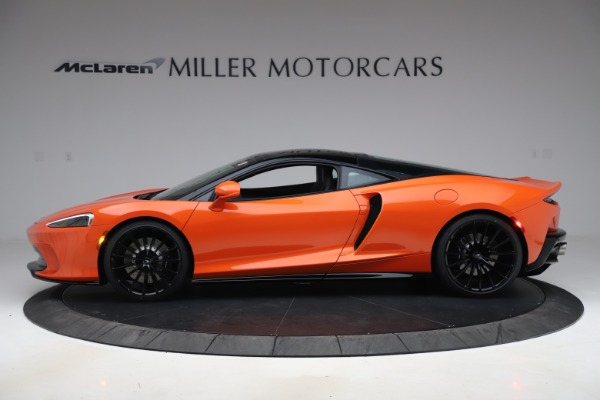 New 2020 McLaren GT Coupe for sale $246,975 at Bentley Greenwich in Greenwich CT 06830 2