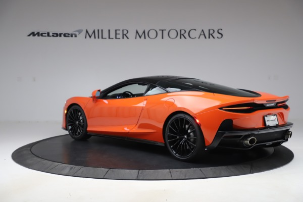 New 2020 McLaren GT Luxe for sale $246,975 at Bentley Greenwich in Greenwich CT 06830 3