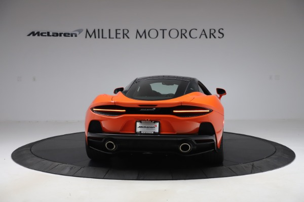New 2020 McLaren GT Coupe for sale $246,975 at Bentley Greenwich in Greenwich CT 06830 4