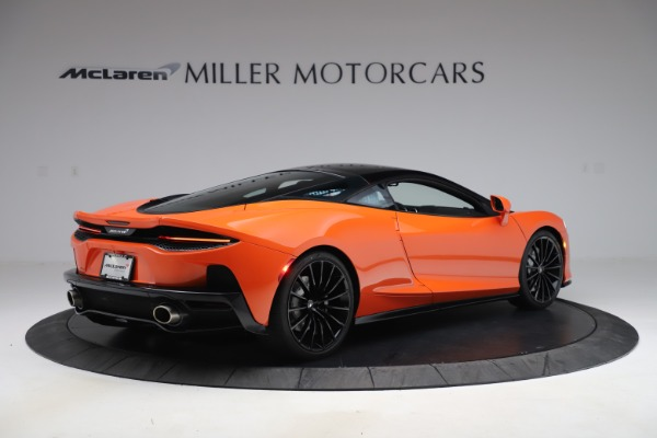 New 2020 McLaren GT Luxe for sale $246,975 at Bentley Greenwich in Greenwich CT 06830 5