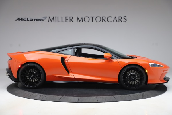 New 2020 McLaren GT Coupe for sale $246,975 at Bentley Greenwich in Greenwich CT 06830 6