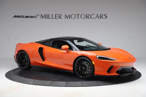 New 2020 McLaren GT Coupe for sale $246,975 at Bentley Greenwich in Greenwich CT 06830 7