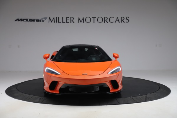 New 2020 McLaren GT Coupe for sale $246,975 at Bentley Greenwich in Greenwich CT 06830 8