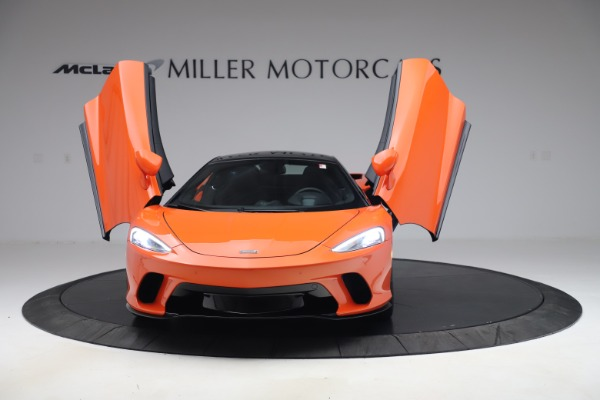 New 2020 McLaren GT Coupe for sale $246,975 at Bentley Greenwich in Greenwich CT 06830 9