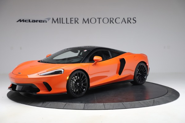 New 2020 McLaren GT Luxe for sale $246,975 at Bentley Greenwich in Greenwich CT 06830 1